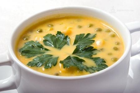 Гороховый суп. Простой рецепт приготовления