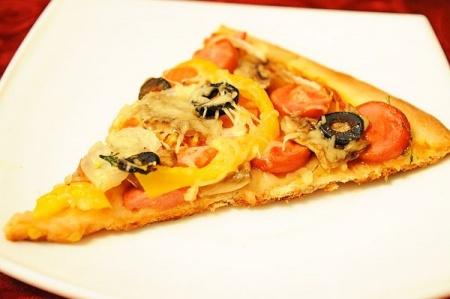Пицца из готовых коржей. Быстро и просто