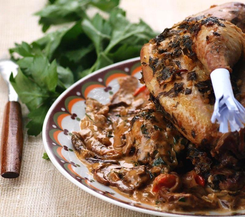 Рецепты с фото фазан