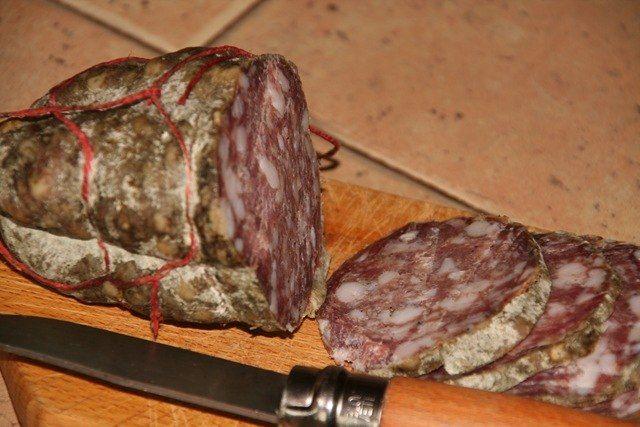 Колбаса в домашних условиях с фото 476