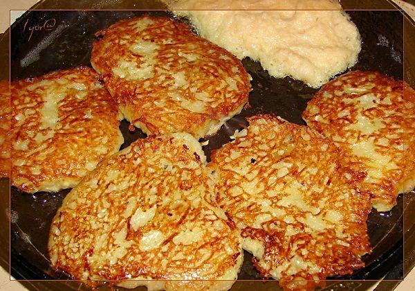 Рецепт картофляников
