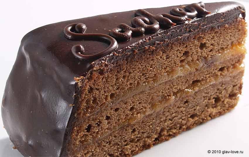 Венский шоколадный торт рецепт