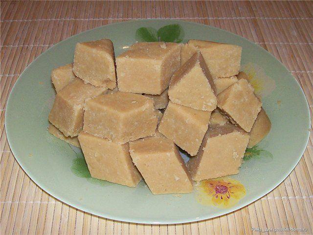 Армянская халва из муки масла и сахара рецепт с пошагово
