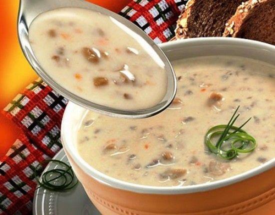 Самыё популярный суп в русской кухне
