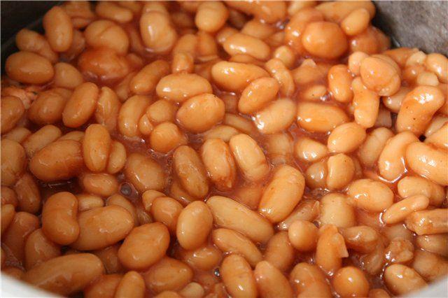 Как консервировать домашних условиях фасоль