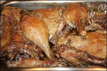 Утка кусочками в духовке с картошкой пошаговый рецепт с фото