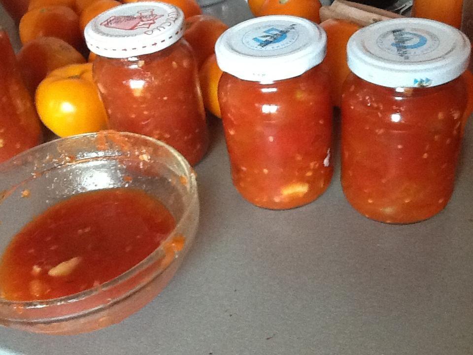 Как сделать из помидора подлив