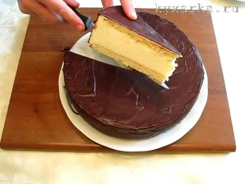 Птичье молоко торт под мастику