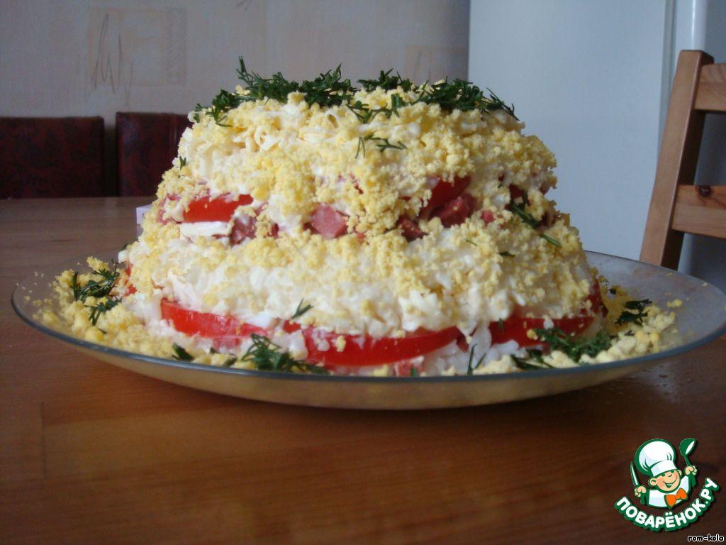 Готовить салаты рецепты фото