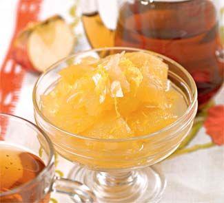 рецепт варенья из малины с миндалем