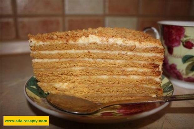 Торт выпечка рецепты быстро и вкусно