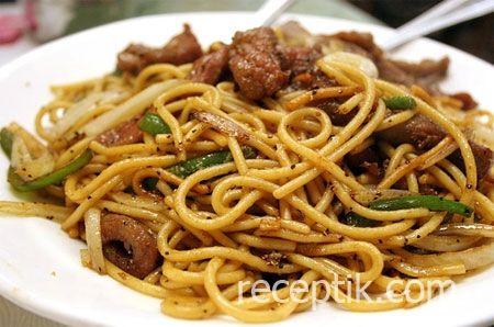Спагетти рецепты приготовления с фото