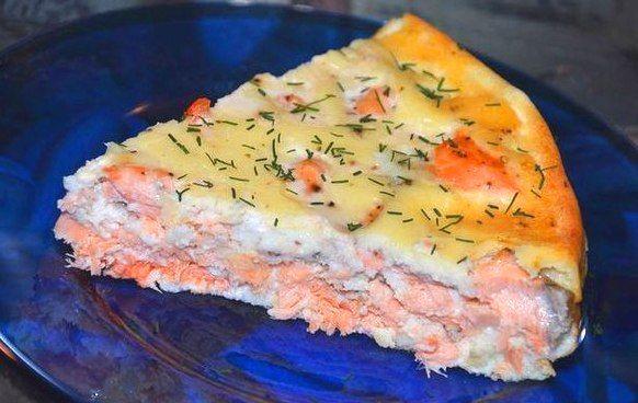 Вкусный пирог из рыбы рецепты с