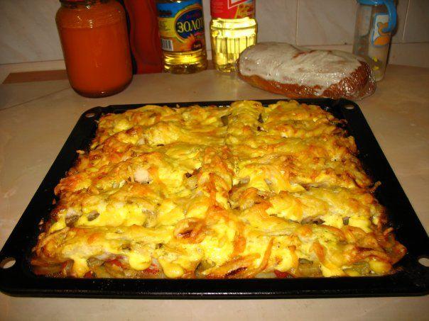 Блюда приготовленные в духовке рецепты с фото