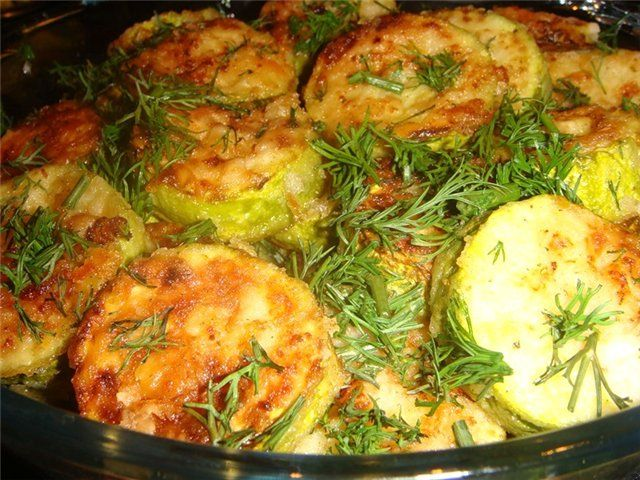 Жареные кабачки рецепты быстро и вкусно рецепт